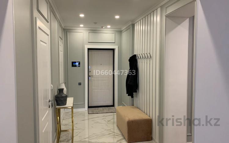 3-комнатная квартира, 113 м², 10/13 этаж, Ходжанова 77/3 за 75 млн 〒 в Алматы, Бостандыкский р-н