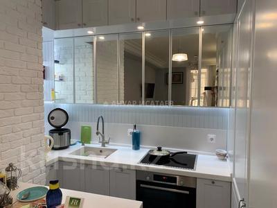 3-комнатная квартира, 77 м², 5/9 этаж, Каиыма Мухамедханова 27 за 33 млн 〒 в Нур-Султане (Астана), Есиль р-н — фото 8