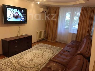 3-комнатная квартира, 74 м², 3/5 этаж посуточно, Желтоксан 74 — Жибек жолы за 12 000 〒 в Алматы, Алмалинский р-н