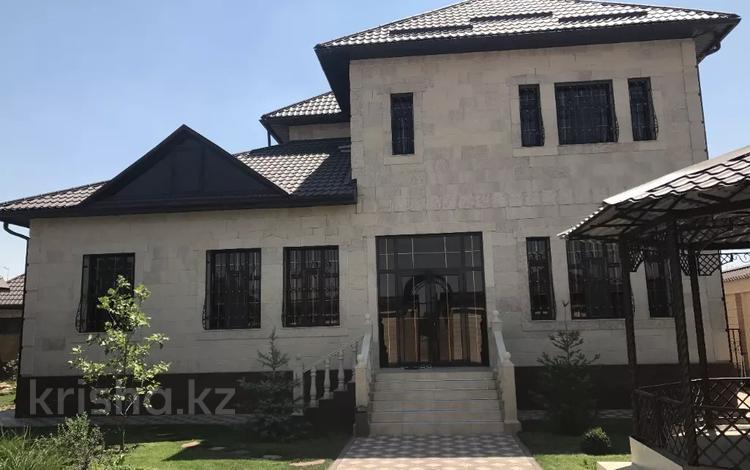 6-комнатный дом, 260 м², 10 сот., Ак жайык — Кайтпас 2 за 135 млн 〒 в Шымкенте, Каратауский р-н