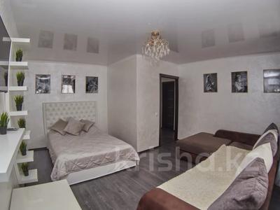 1-комнатная квартира, 33 м², 1/5 этаж посуточно, Батыра Баяна 30 — Лесная за 13 000 〒 в Петропавловске