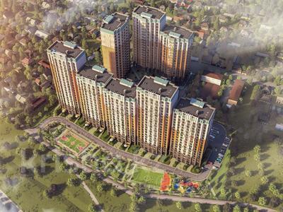 2-комнатная квартира, 71.79 м², 18/21 этаж, Варламова за ~ 31.6 млн 〒 в Алматы