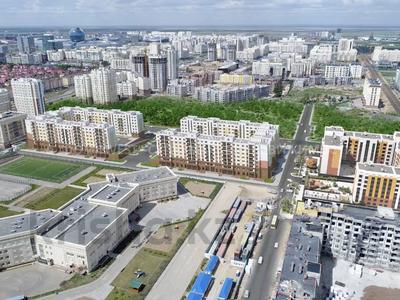 3-комнатная квартира, 89.1 м², 2/7 этаж, проспект Улы Дала за ~ 30.3 млн 〒 в Нур-Султане (Астана), Есиль р-н