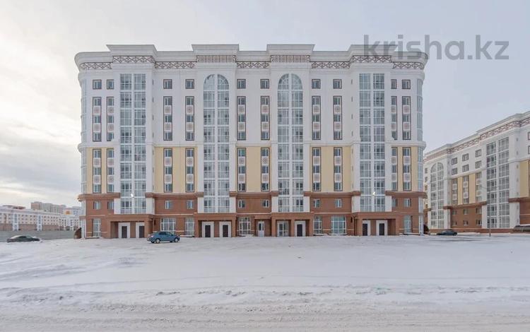 2-комнатная квартира, 63.1 м², 7/9 этаж, Кайыма Мухамедханова 28 за 20 млн 〒 в Нур-Султане (Астана), Есильский р-н