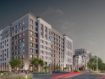 2-комнатная квартира, 65.95 м², 3/9 этаж, проспект Мангилик Ел — Бухар жырау за ~ 26.1 млн 〒 в Нур-Султане (Астана), Есиль р-н — фото 3