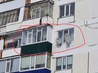 3-комнатная квартира, 58 м², 6/9 этаж, Автовокзала за 11.5 млн 〒 в Рудном