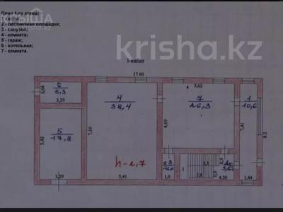 Здание, площадью 220 м², Бегім Ана 13 г за 33 млн 〒 в  — фото 6