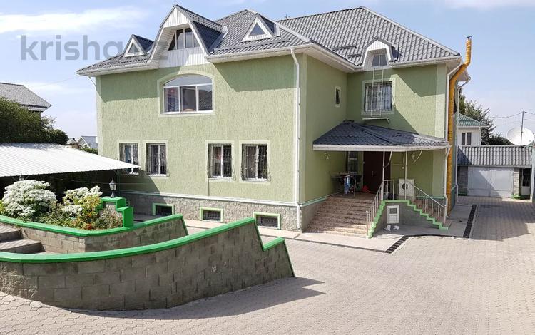 8-комнатный дом, 584 м², 13 сот., мкр Таугуль-3, Аль-Фараби — Аскарова за 231.9 млн 〒 в Алматы, Ауэзовский р-н
