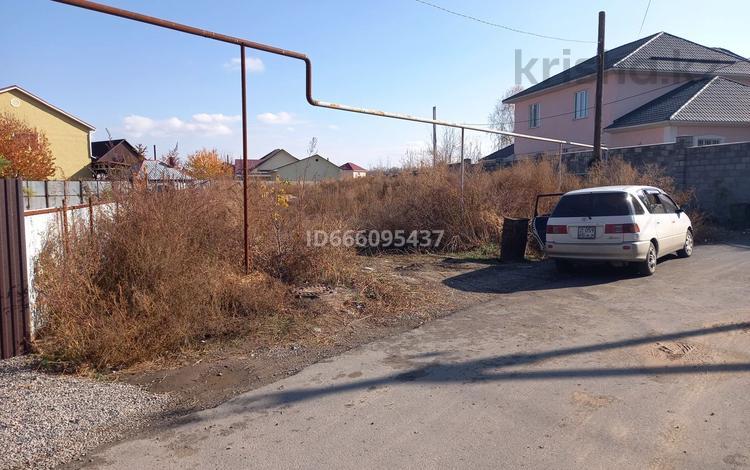 Участок 8 соток, улица Мустафы Озтюрка 55 за 13 млн 〒 в Туздыбастау (Калинино)