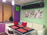 2-комнатная квартира, 65 м², 7 этаж посуточно, Розыбакиева 289/1 за 12 500 〒 в Алматы, Бостандыкский р-н