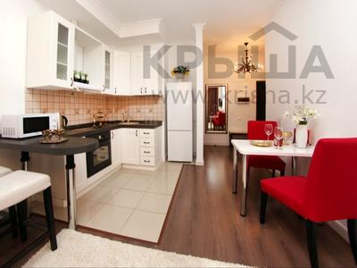 2-комнатная квартира, 60 м², 16/16 этаж посуточно, Навой 208 за 15 990 〒 в Алматы, Бостандыкский р-н