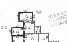 5-комнатный дом, 100 м², 4 сот., Джамбула 66/1 — проспект Абая/ Хакимжанова за 15 млн 〒 в Костанае
