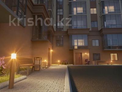 1-комнатная квартира, 37.54 м², Шаймердена Косшыгулулы — Шабал Бейсекова за ~ 11.2 млн 〒 в Нур-Султане (Астана) — фото 3