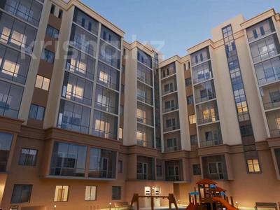1-комнатная квартира, 37.54 м², Шаймердена Косшыгулулы — Шабал Бейсекова за ~ 11.2 млн 〒 в Нур-Султане (Астана) — фото 4