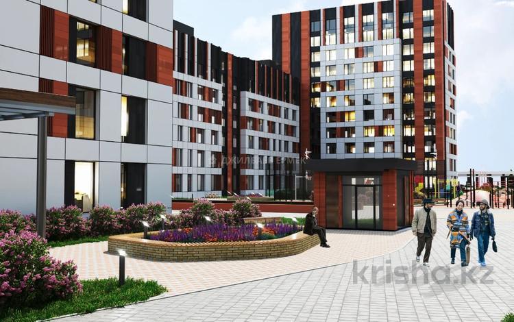 2-комнатная квартира, 66.63 м², Туран — №24 за ~ 21.8 млн 〒 в Нур-Султане (Астана), Есиль р-н