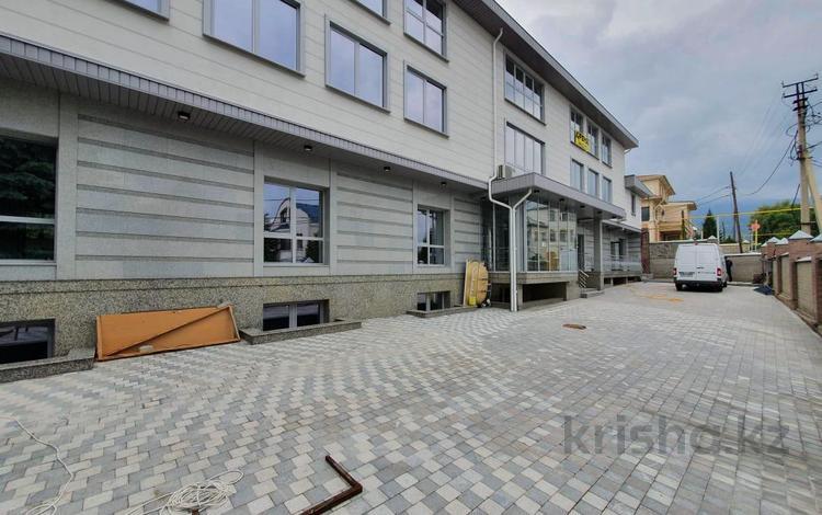 Офис площадью 1463 м², Кыз Жибек — Омаровой за 3 200 〒 в Алматы, Медеуский р-н