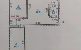 3-комнатная квартира, 61 м², 4/5 этаж, 16-й микрорайон 24 за 14.5 млн 〒 в Рудном