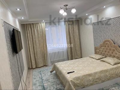 1-комнатная квартира, 42 м², 9/18 этаж посуточно, Сарайшык 5/1 — Сарайшык/акмешит за 8 000 〒 в Нур-Султане (Астане), Есильский р-н