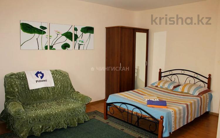 1-комнатная квартира, 45 м², 2/8 этаж посуточно, Сейфуллина 534 — Курмангазы за 8 000 〒 в Алматы, Алмалинский р-н