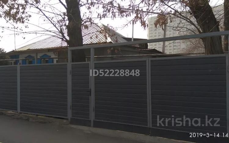2-комнатный дом, 48 м², 3.4 сот., Алмалинский р-н, мкр Тастак-2 за 25 млн 〒 в Алматы, Алмалинский р-н