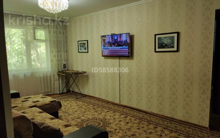 3-комнатная квартира, 58 м², 1/4 этаж, мкр №9, Берегового за ~ 19 млн 〒 в Алматы, Ауэзовский р-н
