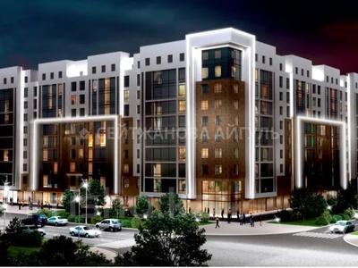 3-комнатная квартира, 101.85 м², Нажимеденова за ~ 16.3 млн 〒 в Нур-Султане (Астана), Алматы р-н — фото 2