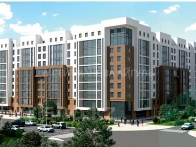 3-комнатная квартира, 101.85 м², Нажимеденова за ~ 16.3 млн 〒 в Нур-Султане (Астана), Алматы р-н