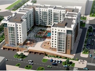 3-комнатная квартира, 101.85 м², Нажимеденова за ~ 16.3 млн 〒 в Нур-Султане (Астана), Алматы р-н — фото 5