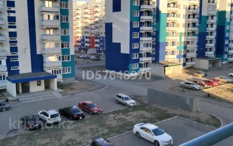 2-комнатная квартира, 54 м², 4/9 этаж помесячно, Карагайлы 21 за 65 000 〒 в Семее