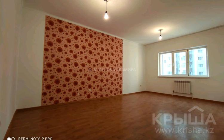 2-комнатная квартира, 68 м², 5/10 этаж, Момышулы 13 а — Тауелсиздик за 20.6 млн 〒 в Нур-Султане (Астана), Алматы р-н