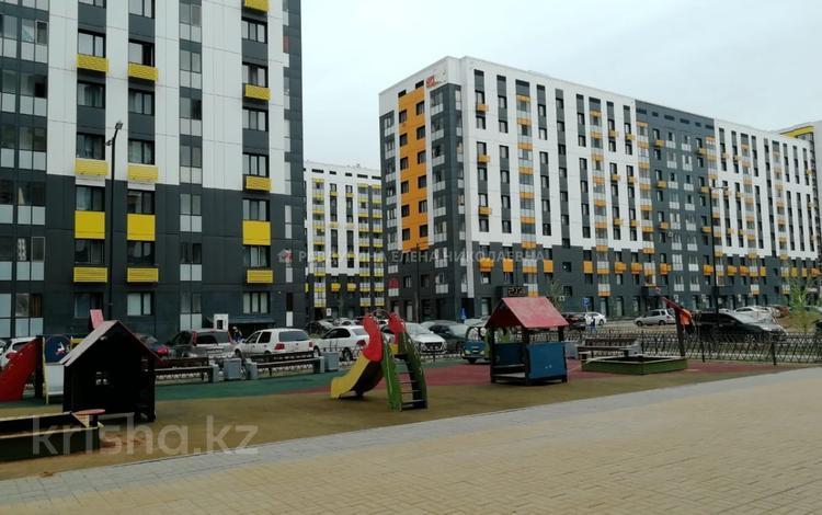 1-комнатная квартира, 33 м², 1/9 этаж, 38-я улица 34/1 — проспект Улы Дала за 10.9 млн 〒 в Нур-Султане (Астана), Есиль р-н