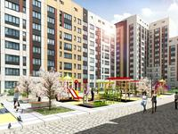 1-комнатная квартира, 36.36 м², 5/9 этаж, Айнакол — А 95 за ~ 9.6 млн 〒 в Нур-Султане (Астане), Алматы р-н