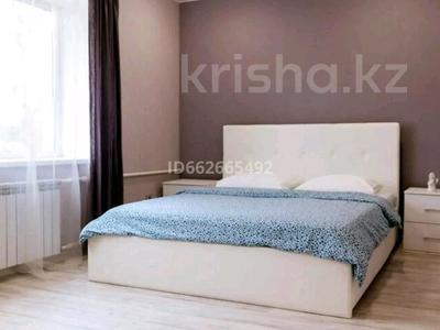 1-комнатная квартира, 38 м², 3 этаж посуточно, Айманова 140 — Сатпаева за 13 000 〒 в Алматы, Бостандыкский р-н
