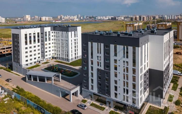 2-комнатная квартира, 57 м², 4/9 этаж, Орынбор 7 за 25 млн 〒 в Нур-Султане (Астана), Есиль р-н