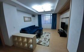 3-комнатная квартира, 100 м², 15/25 этаж помесячно, Кошкарбаева 10 за 300 000 〒 в Нур-Султане (Астана), Алматы р-н