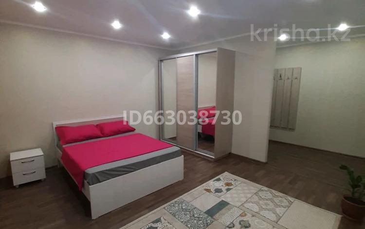 1-комнатная квартира, 40 м², 9/10 этаж посуточно, Герцена 52 — Валиханова за 8 000 〒 в Семее
