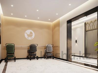 1-комнатная квартира, 41.21 м², 10/16 этаж, Мухамедханова — 306 за ~ 14.6 млн 〒 в Нур-Султане (Астана), Есиль р-н — фото 15
