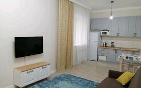 2-комнатная квартира, 44 м², 2 этаж помесячно, Бухар Жырау 19 за 140 000 〒 в Нур-Султане (Астана), Есиль р-н