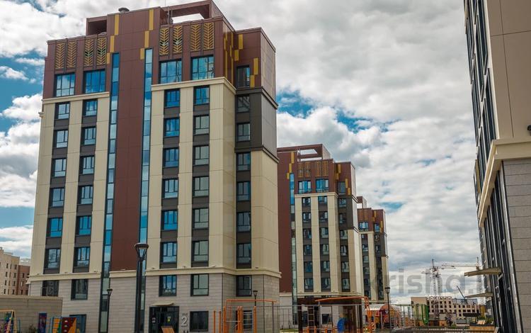 4-комнатная квартира, 127.39 м², Кабанбай Батыра — Улы Дала за ~ 51.7 млн 〒 в Нур-Султане (Астана), Есиль р-н