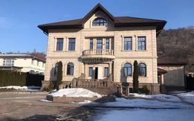 7-комнатный дом, 500 м², 20 сот., мкр Ремизовка за 340 млн 〒 в Алматы, Бостандыкский р-н