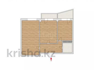 2-комнатная квартира, 58 м², 9/10 этаж, проспект Нургисы Тлендиева за 14.7 млн 〒 в Нур-Султане (Астана), Сарыарка р-н — фото 20