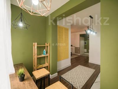 2-комнатная квартира, 70 м², 3/12 этаж посуточно, Гагарина 311 за 18 000 〒 в Алматы, Бостандыкский р-н