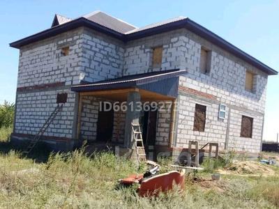 5-комнатный дом, 360 м², 12 сот., Шакена айманова 13 за 16.5 млн 〒 в Караоткеле