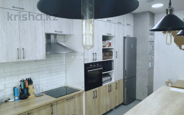 2-комнатная квартира, 60.8 м², 15/16 этаж, Навои 208 — Торайгырова за 37 млн 〒 в Алматы, Бостандыкский р-н