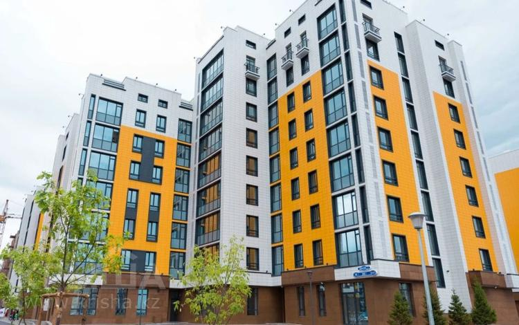 1-комнатная квартира, 48.44 м², 2/6 этаж, 38-я улица 21/1 за ~ 18.5 млн 〒 в Нур-Султане (Астана), Есиль р-н