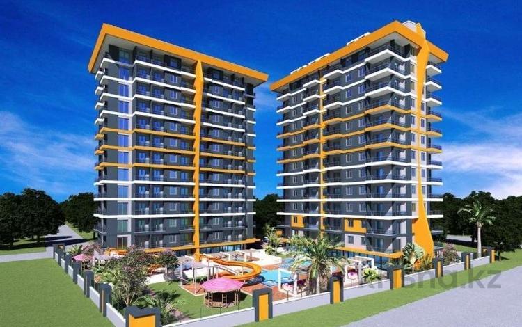 3-комнатная квартира, 70 м², 2/12 этаж, Махмутлар 4 за ~ 31.8 млн 〒 в