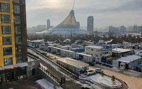 1-комнатная квартира, 45 м², 5/11 этаж помесячно, Каиыма Мухамедханова 4а за 135 000 〒 в Нур-Султане (Астана), Есиль р-н