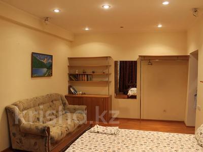 1-комнатная квартира, 45 м², 1/5 этаж посуточно, Абая — Фурманова за 9 000 〒 в Алматы, Медеуский р-н — фото 2