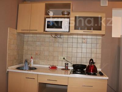 1-комнатная квартира, 45 м², 1/5 этаж посуточно, Абая — Фурманова за 9 000 〒 в Алматы, Медеуский р-н — фото 4