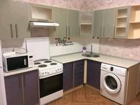 1-комнатная квартира, 45 м², 3/12 этаж помесячно, Кабанбай батыра 42 за 100 000 〒 в Нур-Султане (Астана), Есиль р-н
